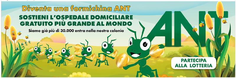 Lotterai per ANT
